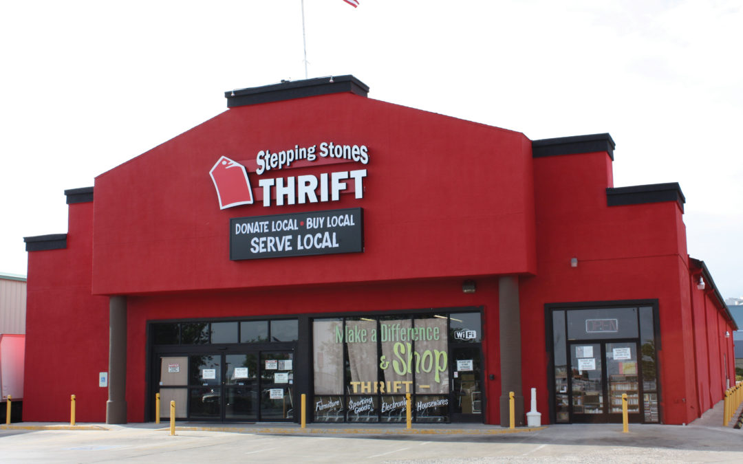 Thrift Spring Sales