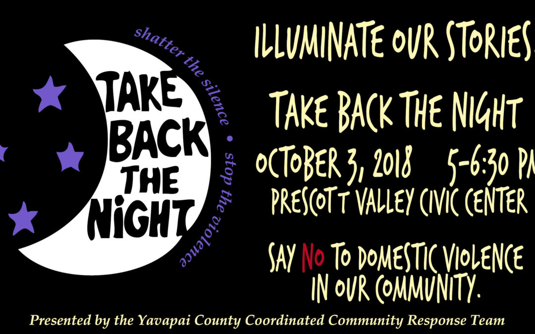 Take Back The Night 2018