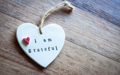 """""""Gratitude is a way of life I love to live"""""""