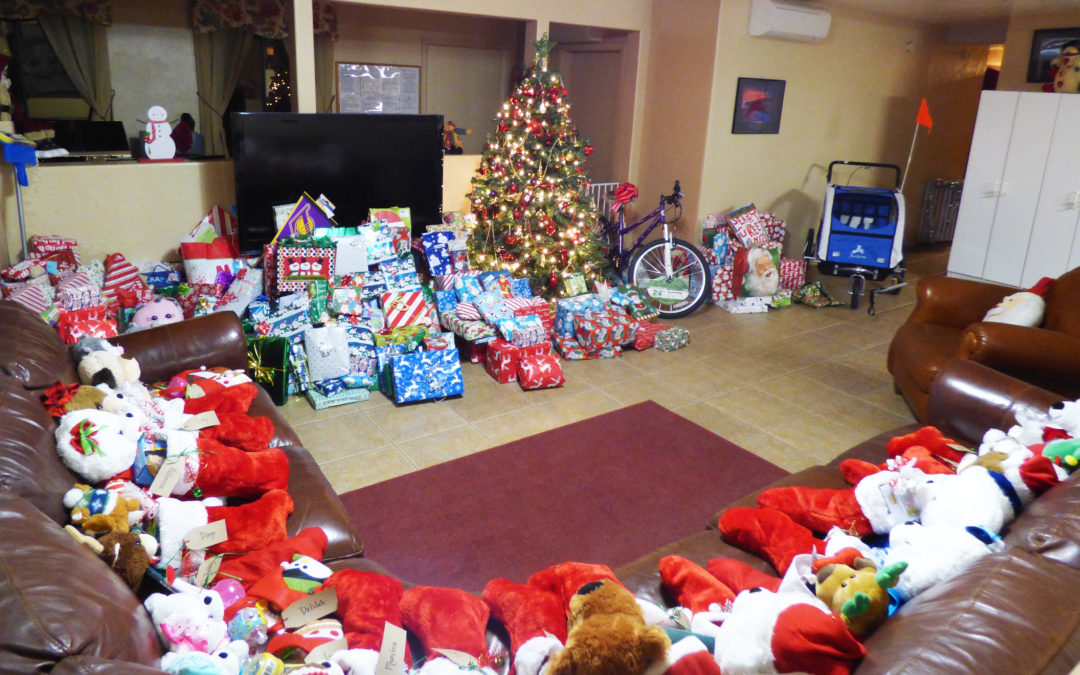 Holiday Giving: Cheer and Support for Families