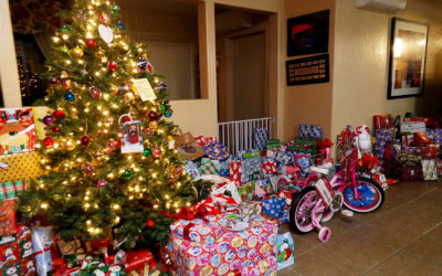 Holiday Joy Ushers in New Beginnings
