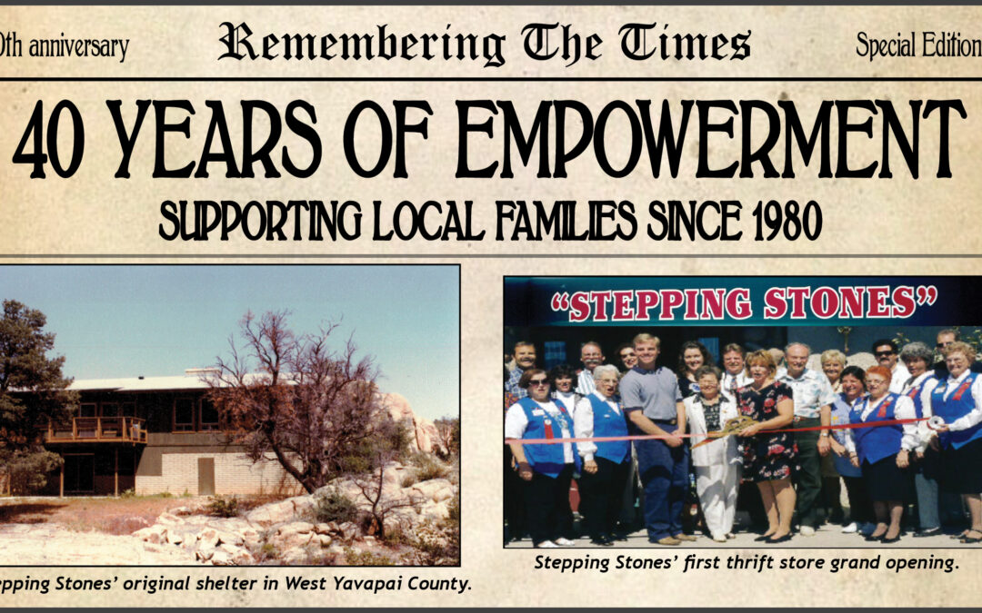 2020: 40 Years of Empowerment