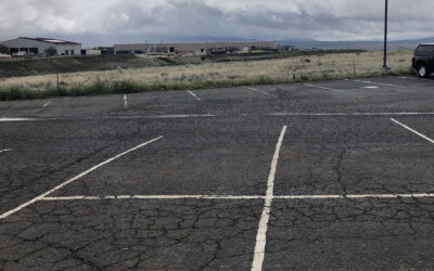 Prescott Valley Thrift Store Notice: Parking lot repairs from March 21-31