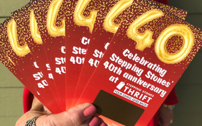 40th Anniversary Celebration: Scratch Coupons coming to Thrift Stores