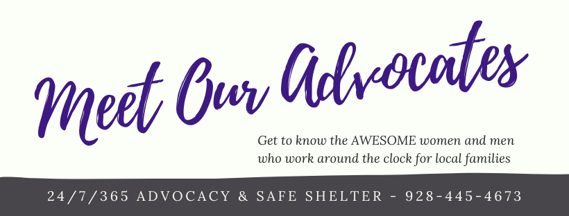 Meet our Advocates: Kathy