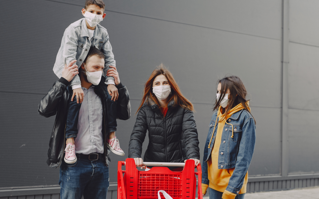 Thrift Store Safety Update – Face Masks