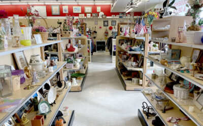 Community at Stepping Stones Thrift Stores
