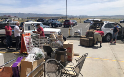 Spring Cleaning? Donate Your Treasures to Stepping Stones