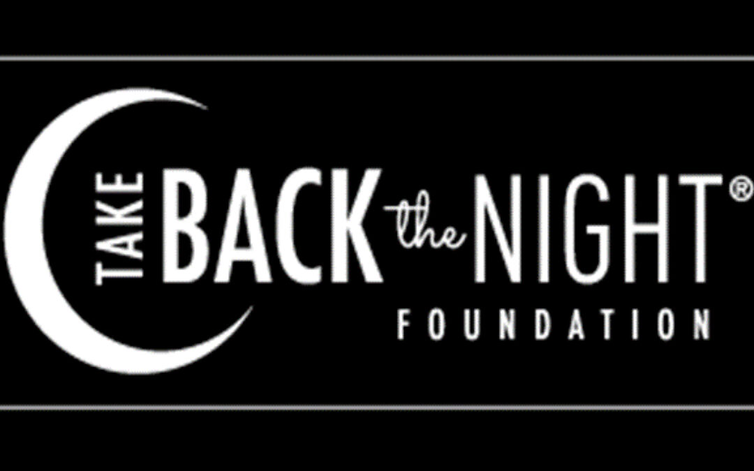 Take Back the Night Event Coming October 7